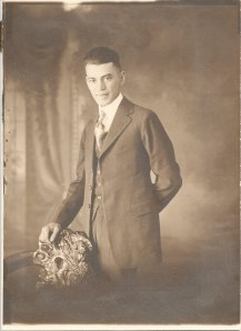 Tio Alejandro - probably before he was married.