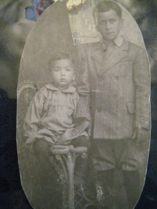 Alberto and Ruben Escalante. Ventura County.