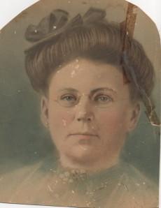 Anita Romo - early 1900s?