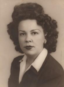 Anita Romo. 1920 - 1980