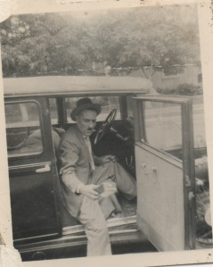 David Romo Jr, late 1930s.