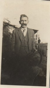 David Romo, Sr. (before 1930)