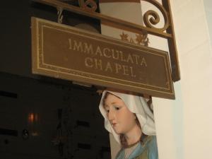 Immaculata Chapel