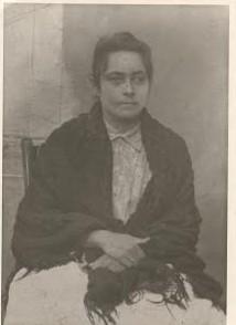 Juana Romo de Martinez, Ures, Sonora.