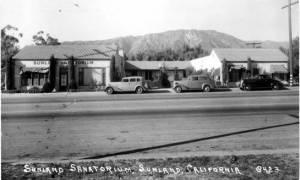 Sunland Sanatorium - 1930s.