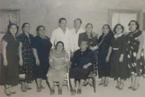 The Palacios Family.