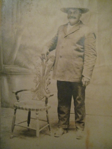 Francisco Palacios.