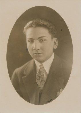 Alberto Escalante - Teen years.