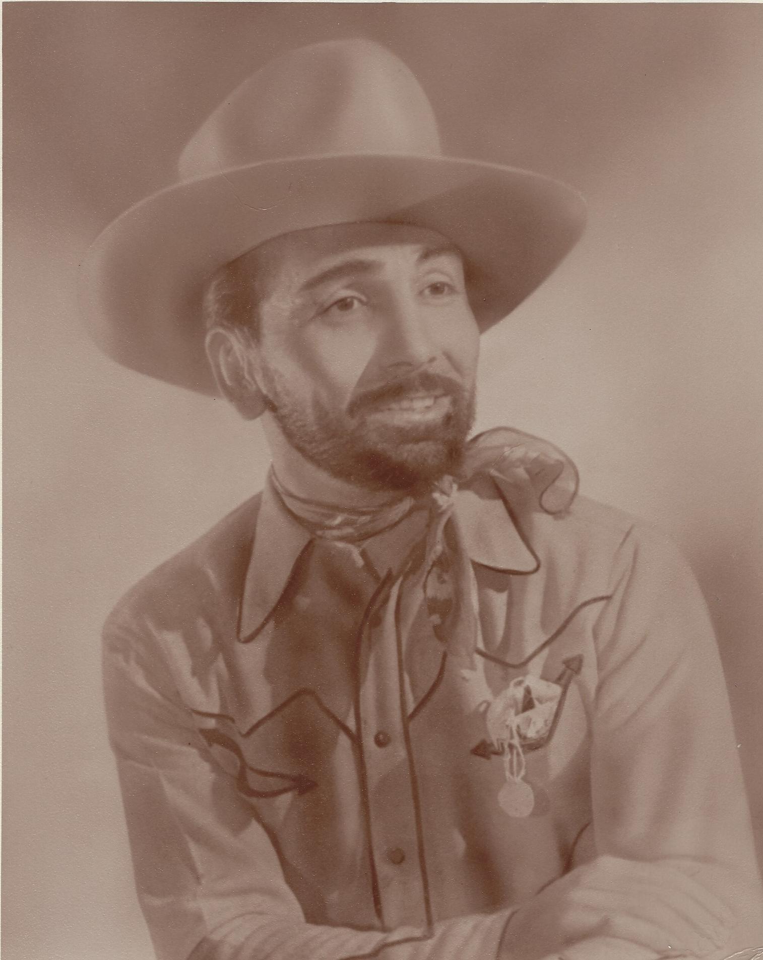 Albert Escalante My Dad's Brother 1947
