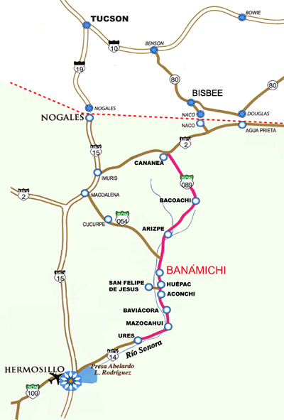 bana-route-map